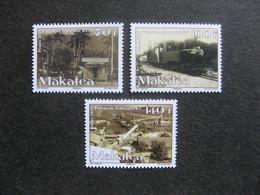 Polynésie: TB Série N° 913 Au N° 915 ,neufs XX . - Polynésie Française