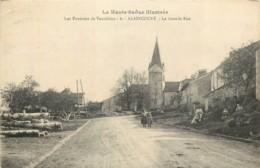 70 - ALAINCOURT - La Grande Rue En 1930 - Autres Communes
