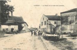 71 - LACROST - Place Et Route De Louhans En 1916 - France