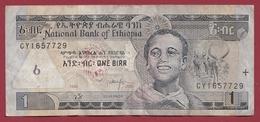 Ethiopie 1 Birr 2000 Dans L 'état - Etiopía