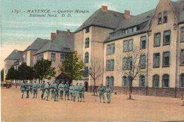 B57293 Cpa Mayence - Quartier Mangin - Autres
