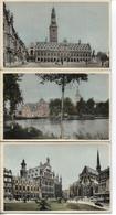 Louvain Leuven - 7 Verschillende Kaarten Nrs 1/2/3/5/6/9/10 Uit  Artcolor Bruxelles - Ongelopen - Leuven