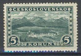 ** Tchécoslovaquie 1927 Mi 266 (Yv 241), (MNH) - Czechoslovakia