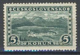 ** Tchécoslovaquie 1927 Mi 266 (Yv 241), (MNH) - Unused Stamps