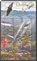 U532 LIBERIA FISH & MARINE LIFE OCEAN LIFE 1KB MNH - Vie Marine