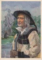 56 - SAINT MARIADEC EN PONTIVY -  Costume Breton - Other Municipalities