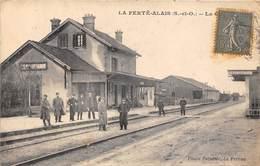 91-LA-FERTE-ALAIS- LA GARE - La Ferte Alais