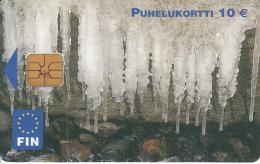 FINLAND - Cave, Fin Telecard 10 Euro, Tirage 20000, 11/03, Used - Landschappen
