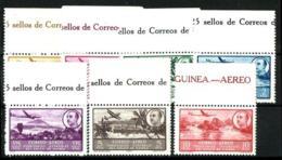 Guinea Española Nº 298/304 En Nuevo - Guinea Española