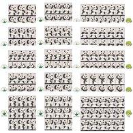 Maldives 2019 Wuhan World Stamp Expo Panda Complete Set Of 15 Full Sheets - Maldives (1965-...)
