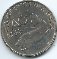 Portugal - 1983 - 25 Escudos - FAO World Food Day - KM619 - Portugal