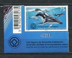 NEW CALEDONIA 2012 Mi # 1602 ZONE DU GRAND LAGON MNH - Unused Stamps