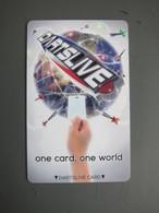 Dartslive Internet Service Card - Andere Sammlungen