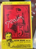 Victor Miard Erinnophile Vignettes La Mure ISere J Viou Et R Du Pavillon 199 Pages Comme Neuf - Philately And Postal History