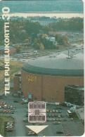 FINLAND - Elysee Arena/Turku, Tirage 20000, 03/95, Used - Sport