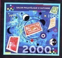 BLOC CNEP 32 SALON PHILA AUTOMNE 2000 - 1900 à 2000 - CNEP
