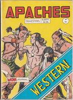 APACHES 105. Avril-Mai-Juin 1986 - Livres, BD, Revues