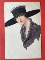 1922 - MODE - CHAPEAU - HOED - INTRIGERENDE OGEN - YEUX INTRIGANTES - Mode