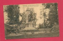 C.P. Genval =  Monument  1914-1918 - Rixensart