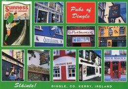 IRLANDE EIRE DINGLE Co Kerru Pubs Of Dingle Pub Bière Guinness - Kerry