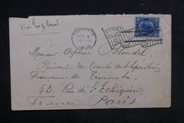 CANADA - Oblitération Mécanique De Toronto Sur Enveloppe Pour Paris En 1898 - L 34167 - Briefe U. Dokumente
