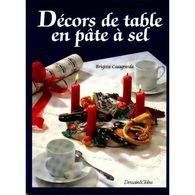 Decors De Table En Pate A Sel Brigitte Casagranda +++BE+++ PORT GRATUIT - Home Decoration