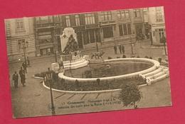C.P. Geraardsbergen  = Monument  1914-1918 - Geraardsbergen