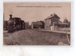 Lesquielles Saint Germain La Gare En L'etat Voir Scan - Autres Communes
