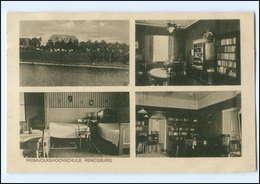 XX005174/ Rendsburg Heimvolkshochschule AK Ca.1925  - Rendsburg