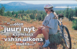 FINLAND(chip) - Plus Service, HPY Telecard, CN : VLP 000128, Tirage 3000, 03/00, Used - Finland