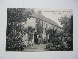 CPA 51 MARNE - GREVILLE : Colonie De Vacances Du Sacré Coeur - Maison Et Jardin (scène Animée) - Autres Communes
