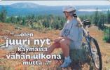 FINLAND(chip) - Plus Service, HPY Telecard, CN : KPY 000135, Tirage 2000, 01/00, Used - Finland