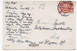 Poland Ukraine Stanislawow 1929 Marczewski - 1919-1939 République