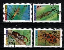 Bulg.1993  YV. 3545/3548, Mi. 4093/4096 Gest./Obl. - Bulgarie