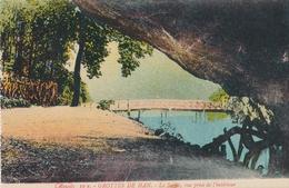 CPA - Belgique - Rochefort - Grotte De Han - La Sortie Vue Prise De L'intérieur - Rochefort