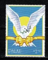 Palau 1991 Yv 431**,  Mi 473**, SG 467** MNH Peace - Palau