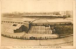 75 - PARIS - Stade De Football - Parc Des Princes Vers 1930 - Voetbal