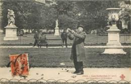 75001 - PARIS - Les Tuileries - Charmeur D'Oiseaux - TOUT PARIS 1004 - Distretto: 01