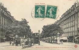 75011 - PARIS - Attelage Bd Voltaire à La Place De La Nation - TOUT PARIS 1106 - Arrondissement: 11