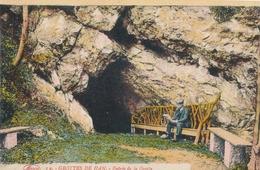 CPA - Belgique - Rochefort - Grotte De Han - Entrée De La Grotte - Rochefort