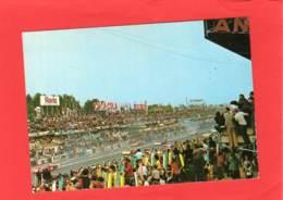 * * LE MANS * * Circuit Des 24 Heures, Les Stands De Ravitaillement - Le Mans