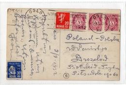 Norway Oslo Advertisement Postmark 1932 - Norway