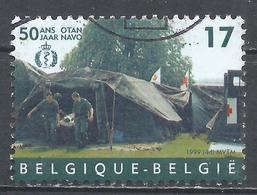 Belgium 1999. Scott #1731 (U) NATO 50th Anniv. Hospital Tent * - Belgien