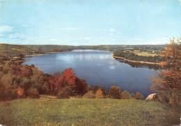 15 LANOBRE  Le Lac De BORT LES ORGUES Jusqu'a Singles  15 (scan Recto Verso)MA0014TER - Other Municipalities