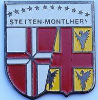 LL..228............ECUSSON........STEITEN..MONTLHERY.......Stetten, Ville Jumelée Avec Montlhéry...........91 - Villes