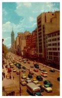 Mexico City , Looking East On Avenida Juarez - Mexique