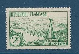 Timbres Neufs *  France, N°301 Yt, Rivière Bretonne,  Charnière - Nuevos