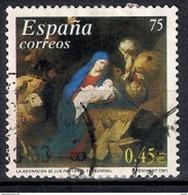 Spain 2001 - Christmas - Paintings - 1931-Hoy: 2ª República - ... Juan Carlos I