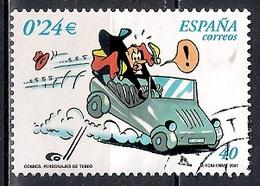 Spain 2001 - Comics Characters - 1931-Hoy: 2ª República - ... Juan Carlos I