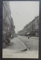 CPA 56 PONTIVY- Rare - Rue Nationale - (Phamacie Bossuet) - Edit Le Cunf 5 - Réf. S 101 - Pontivy